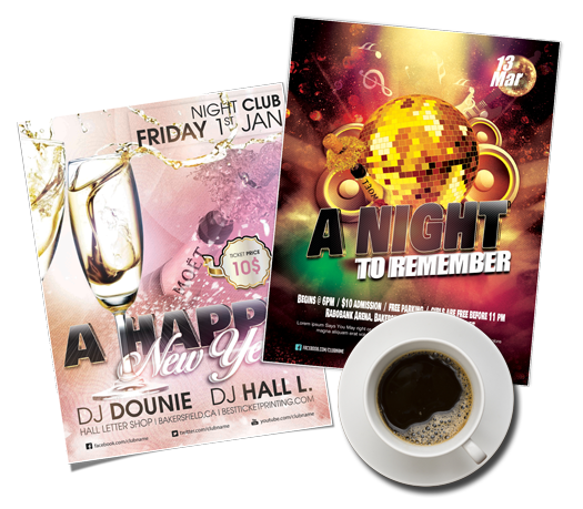 Flyer and Poster Printing